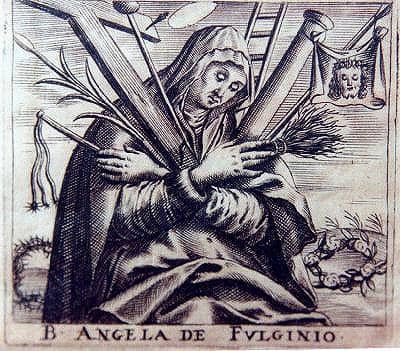 St Angela of Foligno