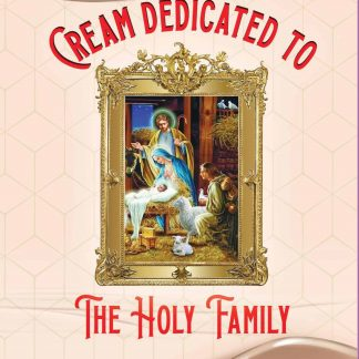 Cream dedicated to the Holy Family