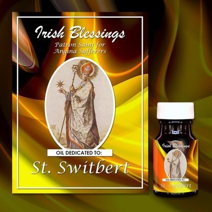 St Switbert of Kaiserswerth (Patron for Angina)