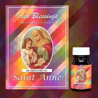 St Anne Healing Oil (Patron Saint for Children)