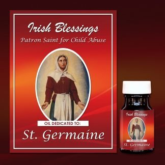 St Germaine Healing Oil (Patron for Child Abuse)