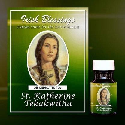 St Katherine Tekakwitha (Patron the Environment)