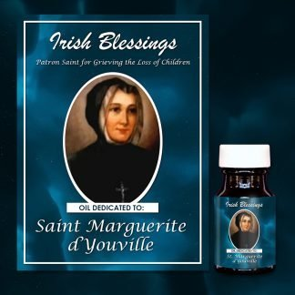St Marguerite d'Youville healing oil (Patron for Grieving the Loss of Children)