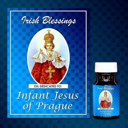 Child of Prague Healing Oil