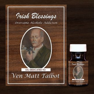Venerable Matt Talbot Healing Oil