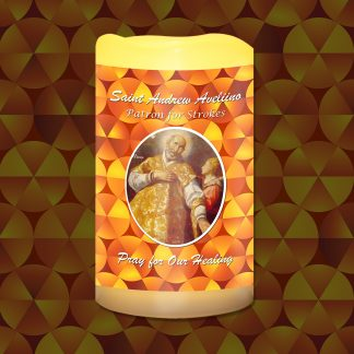 St Andrew Avellino healing oil (Patron saint for strokes and blood pressure)