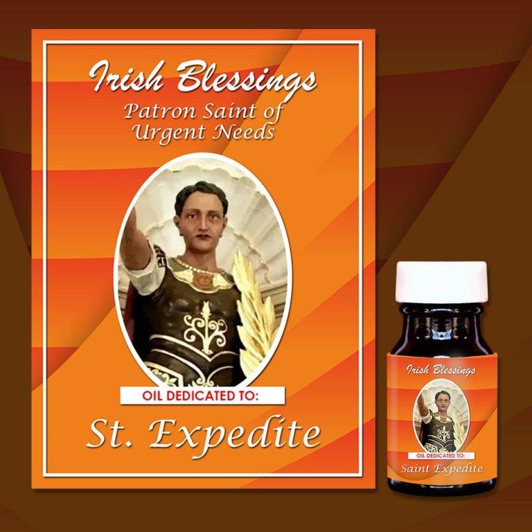 St Expedite Healing Oil