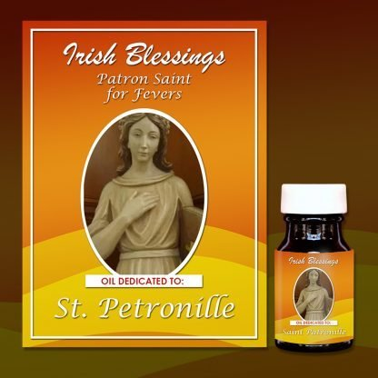 St Petronille healing oil