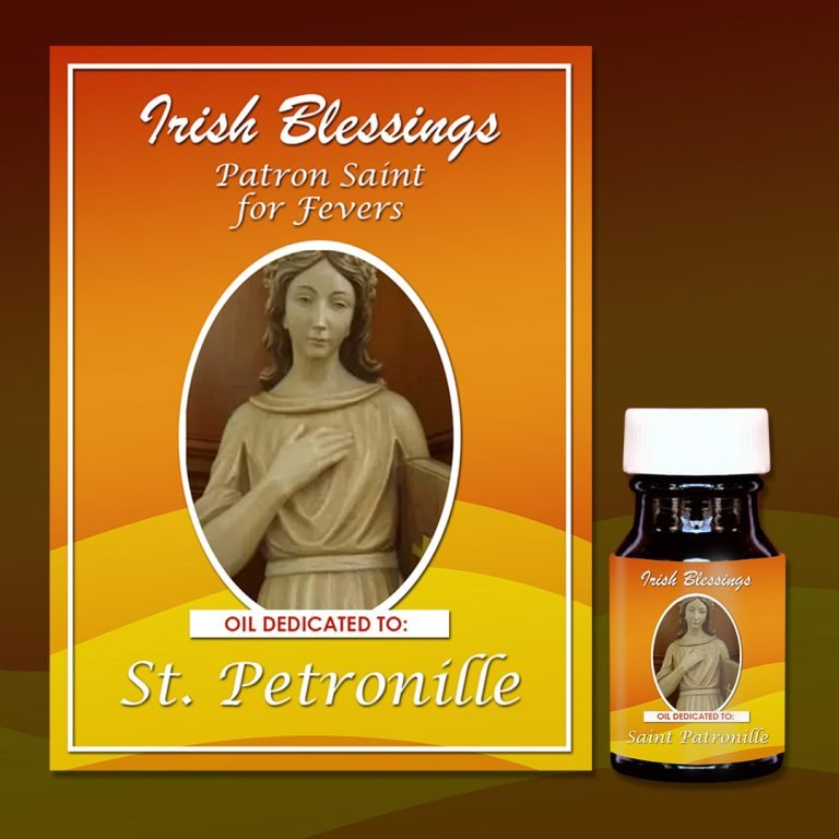St Petronille healing oil