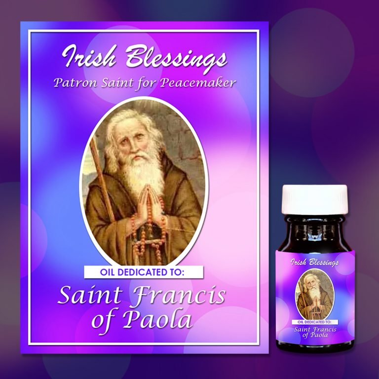 St Francis of Paola - Peacemaker