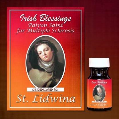 St Lidwina