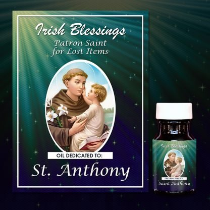 St Anthony (Patron for Lost Items)