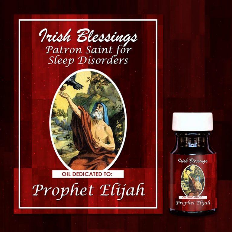 Elijah Healing Oil