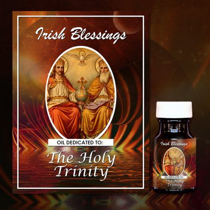 The Holy Trinity Healing Oil