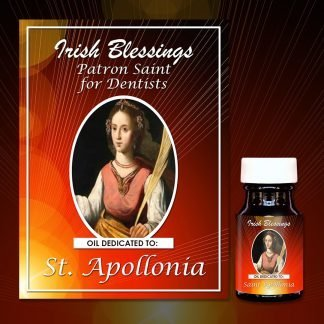 St Apollonia Healing Oil (Patron for Dentists)
