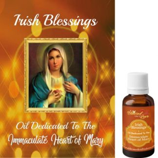 Immaculate Heart of Mary Healing Oil