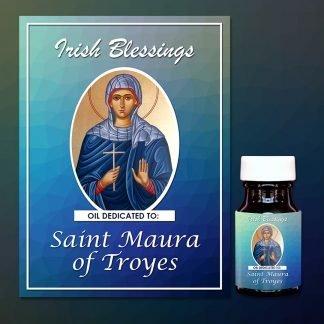 Saint Maura of Troyes