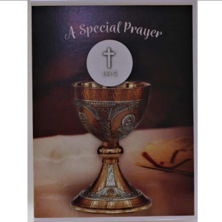 Special Prayer Cards for the Living and the Deceased | A Blessed Call to Love