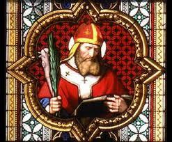 St Apollinaris healing oil (patron for gout)
