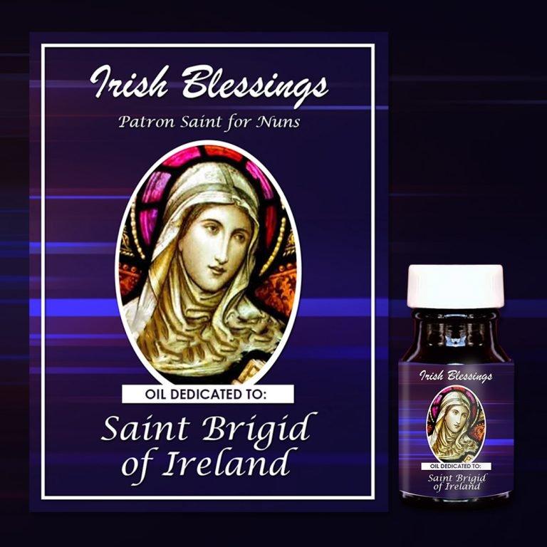 St Brigid (Patron for Irish Nuns)