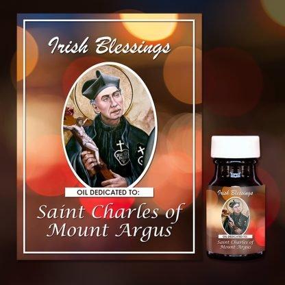 St Charles Of Mount Argus Healing Oil