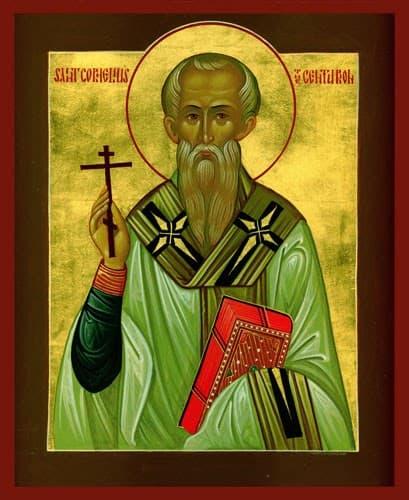 St Cornelius Healing Oil 1 Patron for Epilepsy