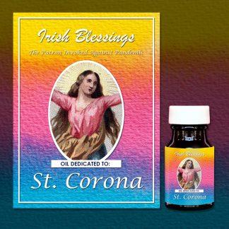 St Corona (Patron invoked against Pandemics)