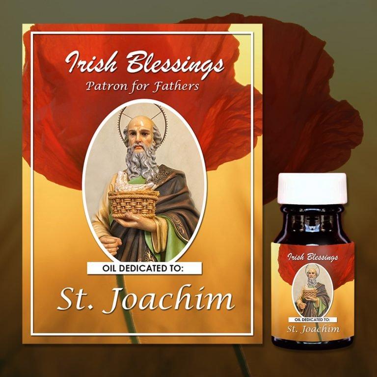 St Joachim (Patron for Fathers)