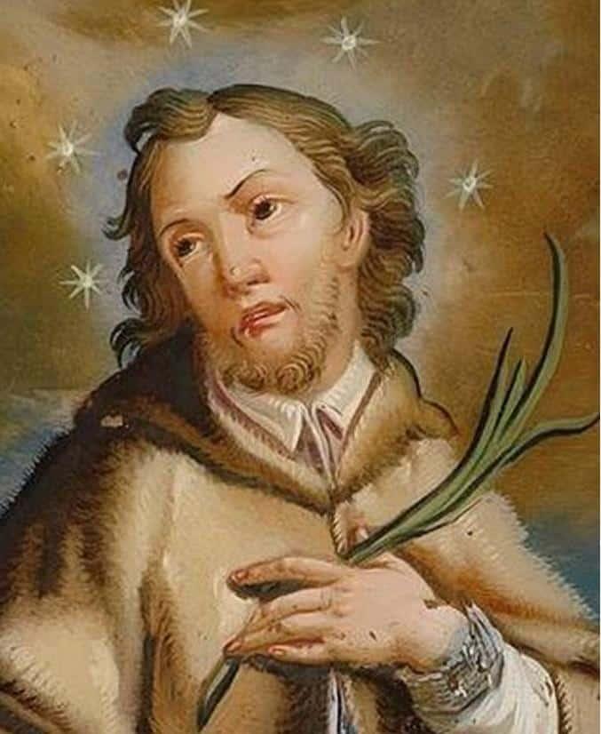 St John of Nepomuk healing oil (patron for silence)