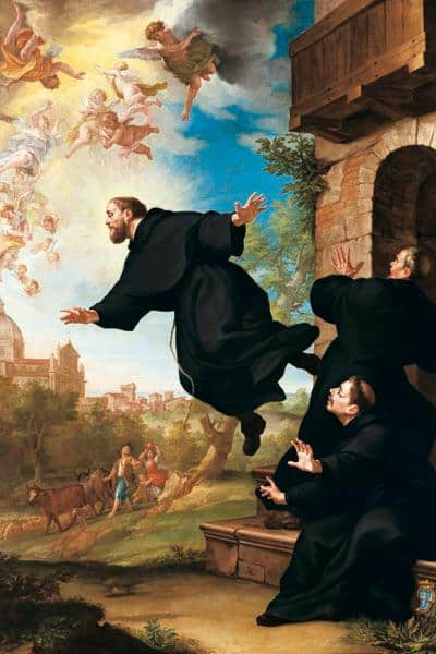 St Joseph of Cupertino