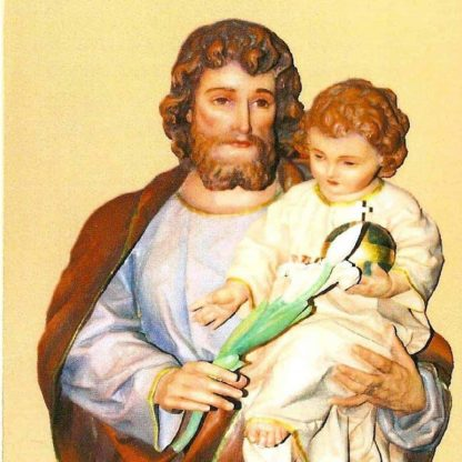 St Joseph Healing Oil (Patron of Workers and a Happy Death)