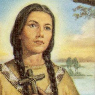 St Catherine Tekakwitha healing oil