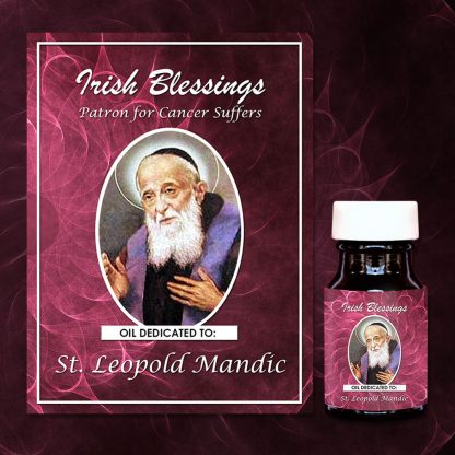 St Leopold Mandic (Patron for Cancer Suffers)