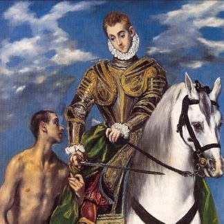 St Martin of Tours healing oil (Patron for Soldiers, Reformed Alcoholics)