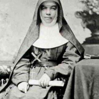 St Mary MacKillop healing oil (patron saint for Australia)