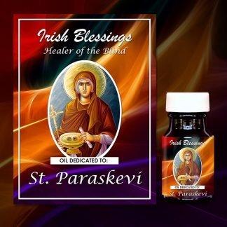 St Paraskevi Healer of the Blind