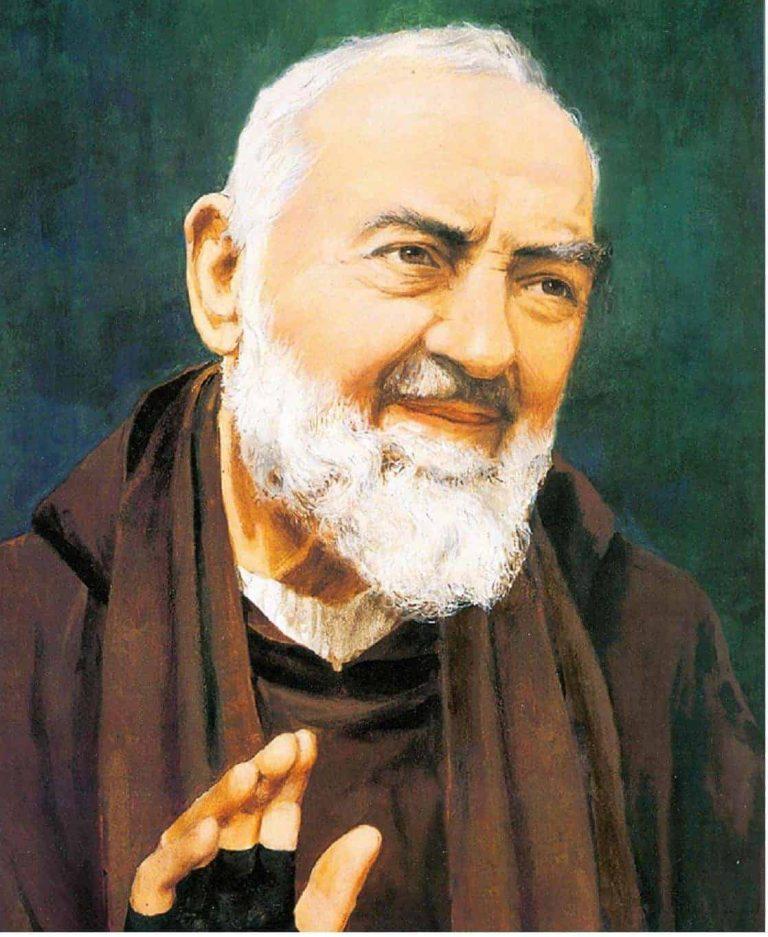 St Pio Healing Oil