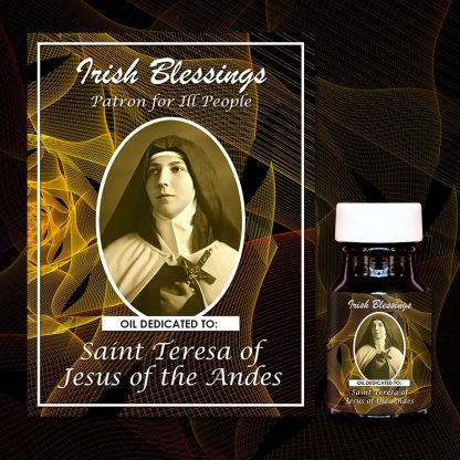 St Teresa of Jesus of the Andes (Patron for Ill people)