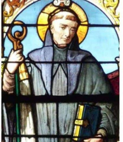 St Walter of Pontoise healing oil (patron for job related stress)