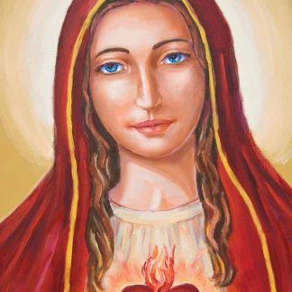 Our Lady of Joy Healing Oil