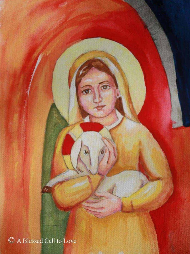 Saint Jacinta
