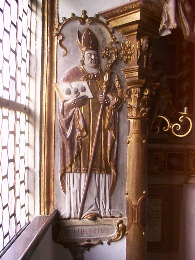 Saint Liborius of Le Mans