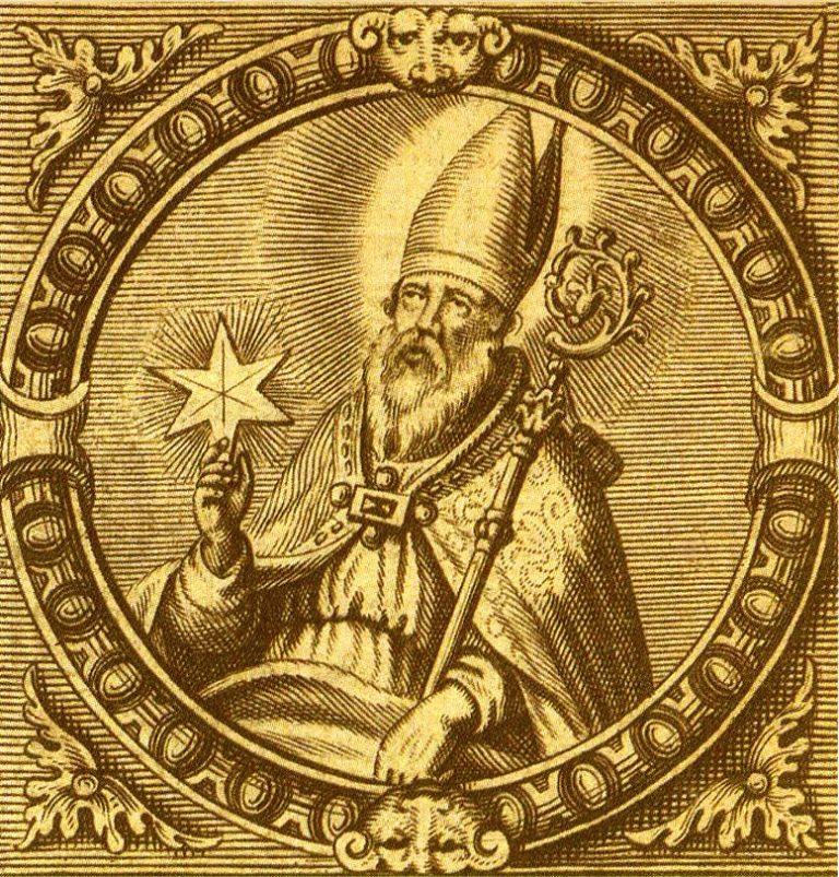 Saint Suitbert of Kaiserswerth