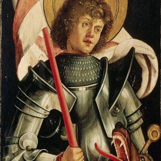 St George healing oil