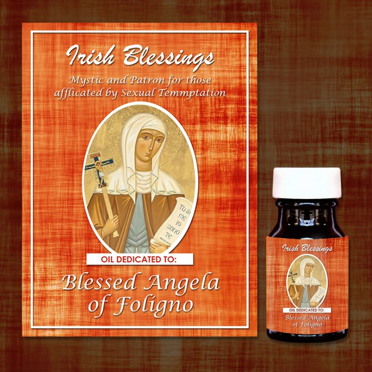Blessed Angela of Foligno Presentation (2)