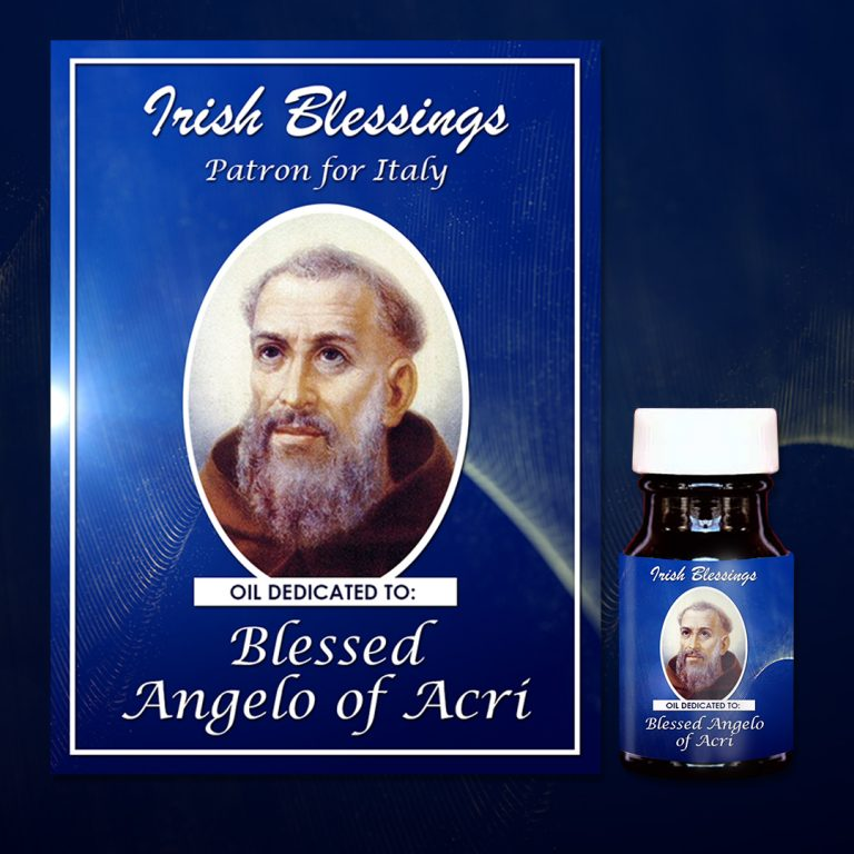 Blessed Angelo of Acri (Patron for Italy) Presentation