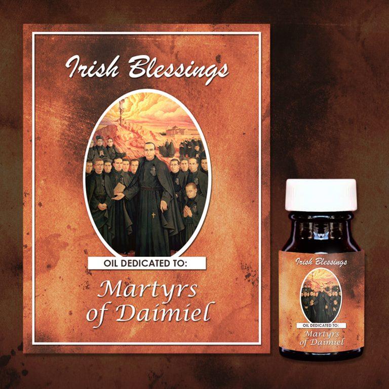 Martyrs of Daimiel Presentation