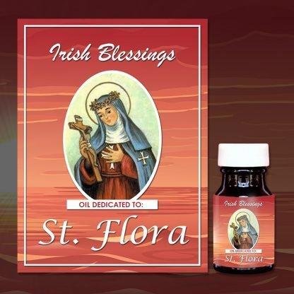 St Flora (Virgin) Healing Oil
