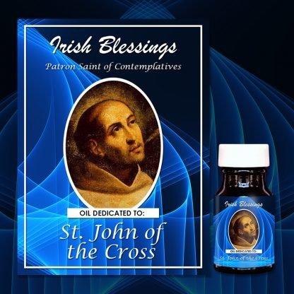 St John of the Cross Healing Oil (Patron of Contemplatives)