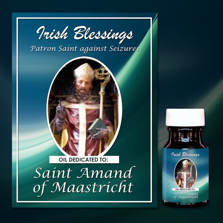St Amand of Maastricht